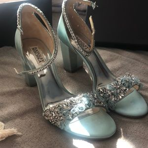 Badgley Mischka heel